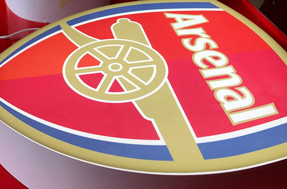 Arsenal football club badge