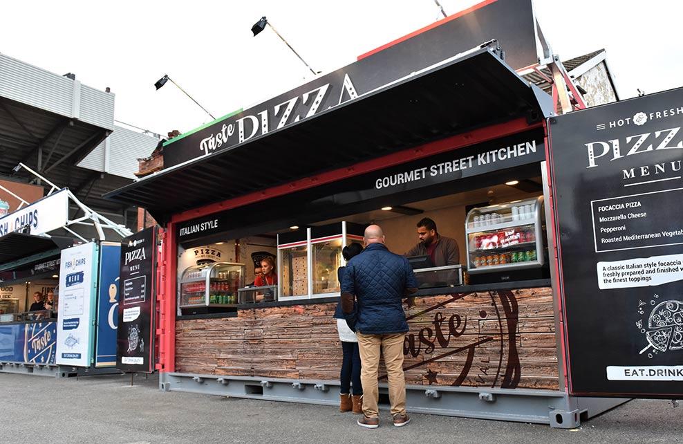 Catering-Units--LFC-Taste-Pizza