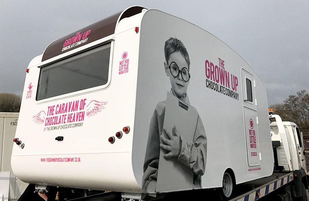 Promo-Vehicles---Grown-Up-Chocolate-Company